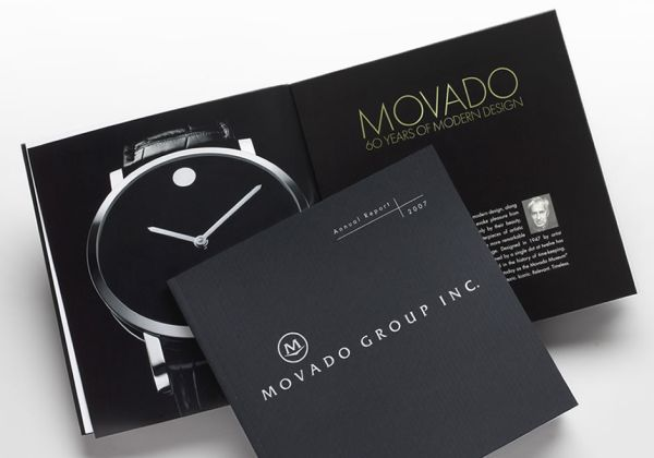 Showcase: Movado Group, Inc. 2007 Annual Report