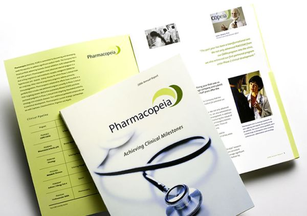 Showcase: Pharmacopeia 2006 Annual Report