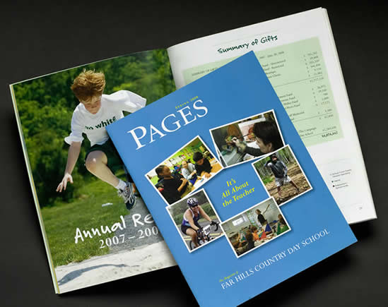 Showcase: Far Hills Country Day School Quarterly Magazine