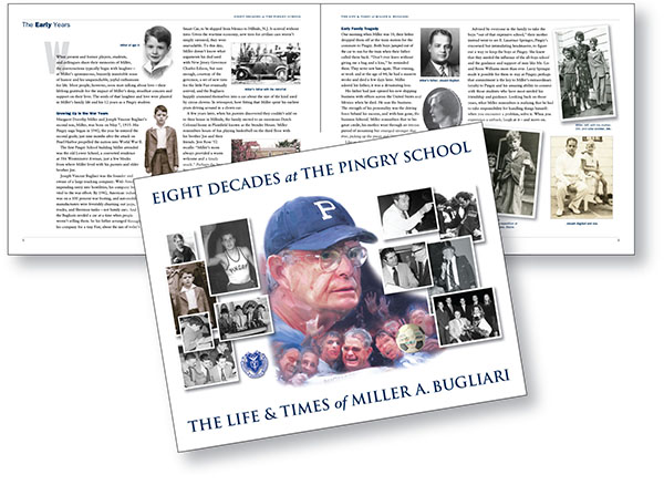 Showcase: Eight Decades at The Pingry School: The Life & Times of Miller A. Bugliari